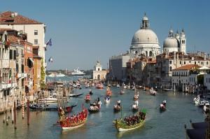 Venice Regata Storica