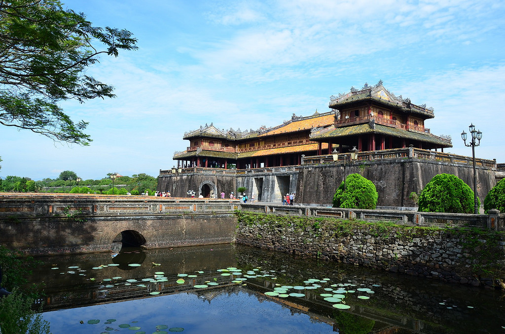 Vietnam and Cambodia Tour - Hue Citadel