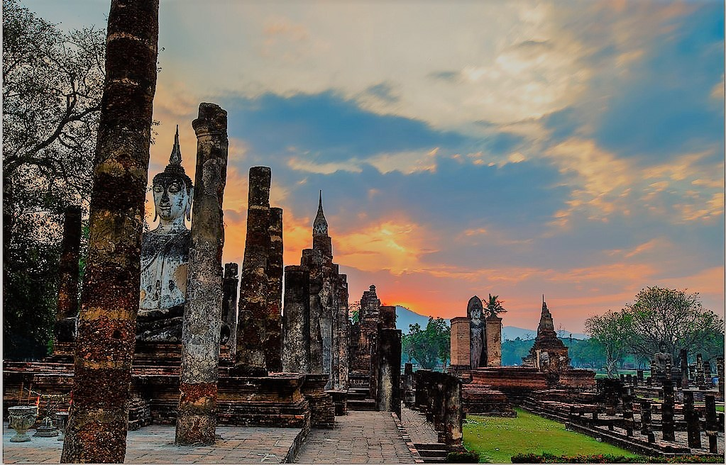 Sukhothai -  thailand luxury tour