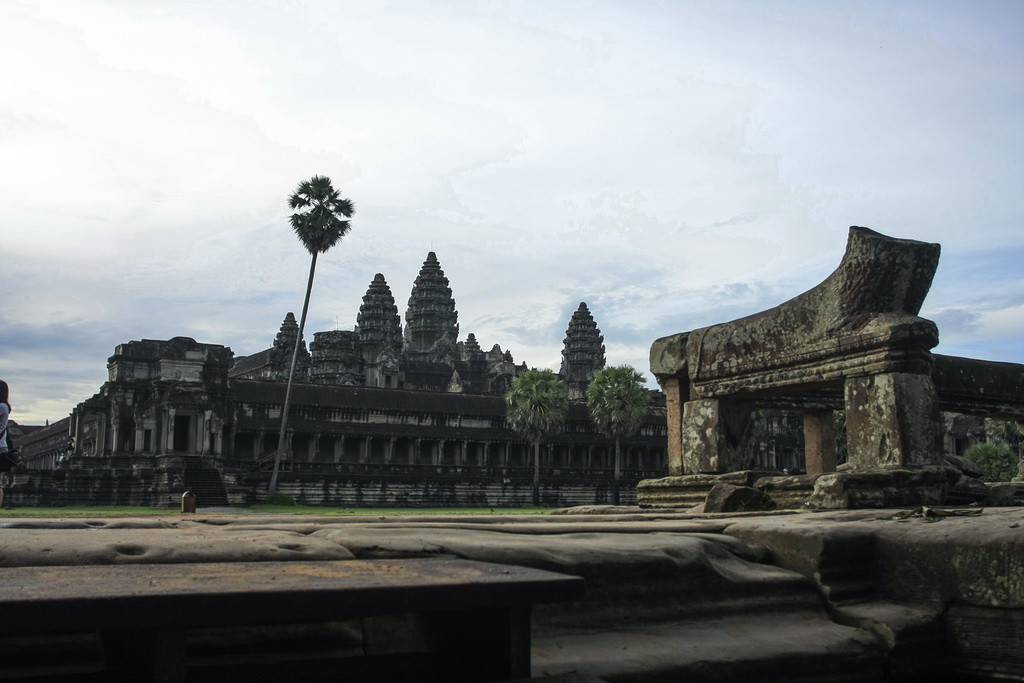 angkor wat - Vietnam and Cambodia Tour