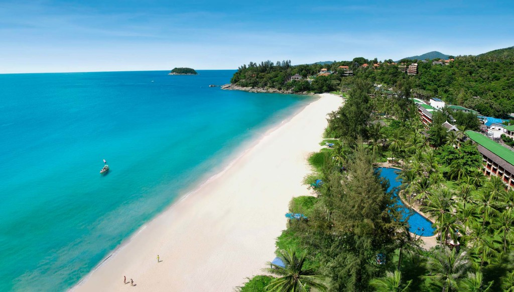 katathani beach resort - thailand luxury tour