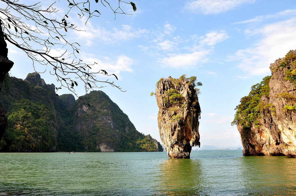 phang nga - thailand luxury tour