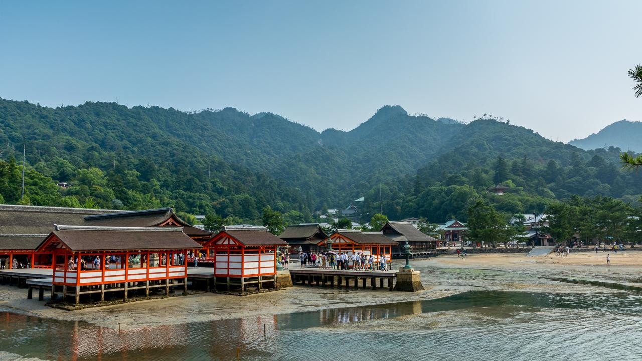 Itsukushima Shrine - Hiroshima